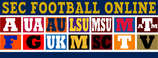 SEC Football Personal Checks Live Online