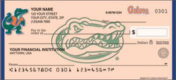 University of Florida Personal Checks