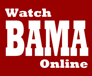 Stream sec football games so you can watch alabama football live