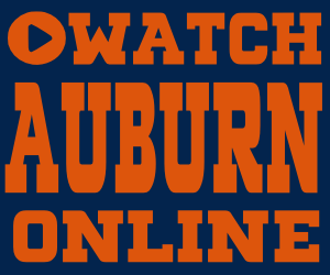 Watch Auburn Tigers Football Online