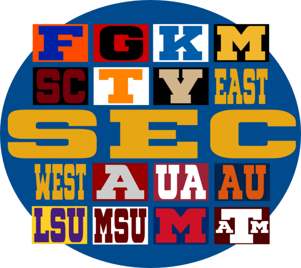 bleacher report sec sec football schedules