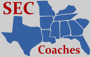 SEC Football Coaches