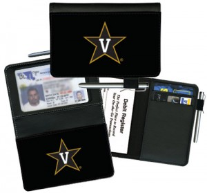 Vanderbilt Commodores Wallet