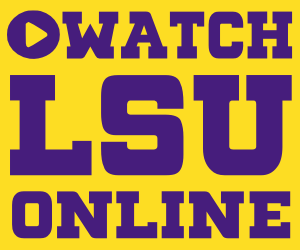 Watch LSU Tigers Football Online